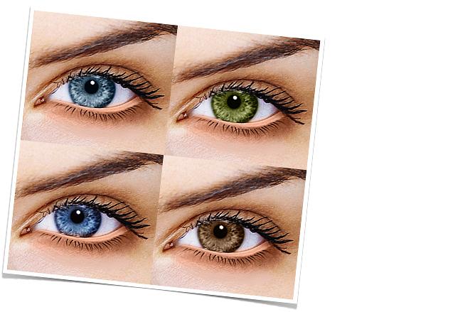Wie schminke ich mich mit Kontaktlinsen? Infos auf cleverlens.de