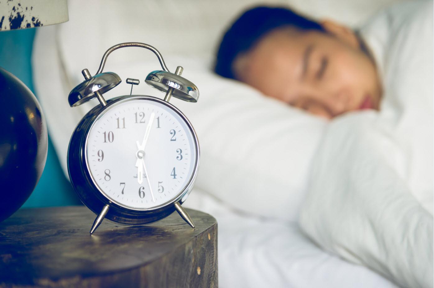 Schlafen mit Kontaktlinsen?